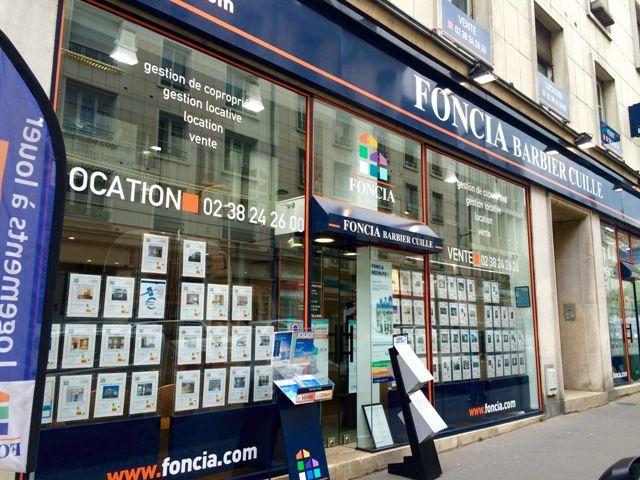 Agence immobilière FONCIA Transaction Orléans Bannier - FONCIA Transaction Loiret