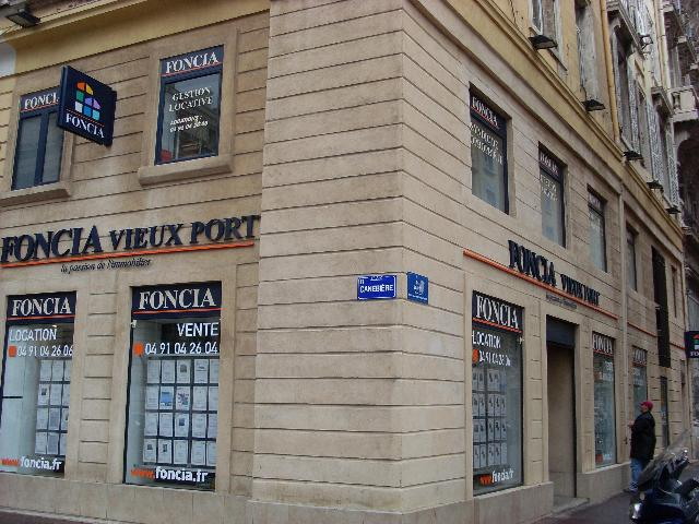 Agence immobilière FONCIA Transaction Marseille 1er - FONCIA Transaction Bouches-du-Rhône