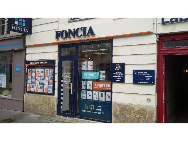 Agence immobilière FONCIA Transaction Nantes Delorme - FONCIA Transaction Loire-Atlantique