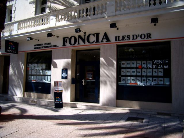 Agence immobilière FONCIA Transaction Hyères Gambetta - FONCIA Transaction Var