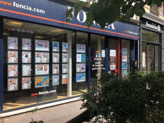 Agence immobilière FONCIA Transaction Paris  Voltaire - FONCIA Transaction Paris