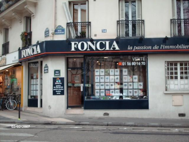Agence immobili re paris 14 me 75014 foncia transaction for Agence immobiliere 75014