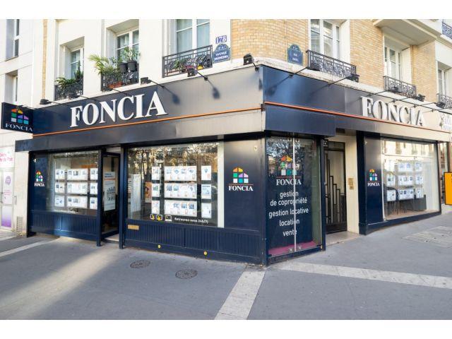 Agence immobilière FONCIA Transaction Paris Daumesnil - FONCIA Transaction Paris