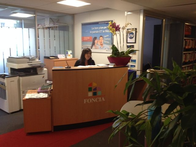 Agence immobili re paris 14 me 75014 foncia segg 100 for Agence foncia