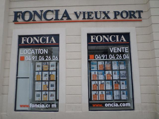 Agence immobilière FONCIA Vieux Port - FONCIA Transaction Bouches-du-Rhône