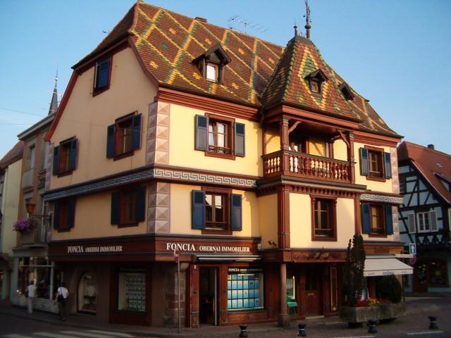 Agence immobilière FONCIA Obernai Immobilier  - FONCIA Transaction Bas-Rhin