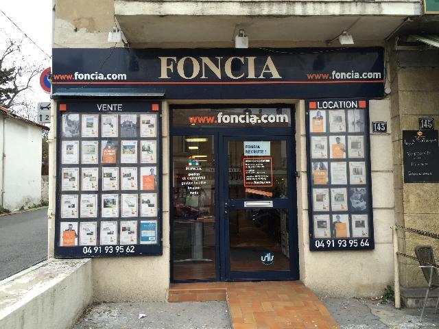 Agence immobilière FONCIA Transaction Marseille 12ème - FONCIA Transaction Bouches-du-Rhône