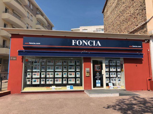 Agence immobilière FONCIA Transaction Mandelieu - FONCIA Transaction Alpes-Maritimes