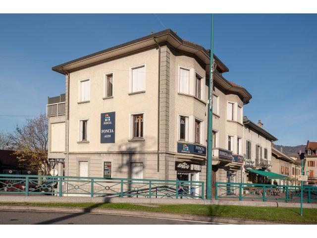 Agence immobilière FONCIA Transaction Cluses - FONCIA Transaction Haute-Savoie