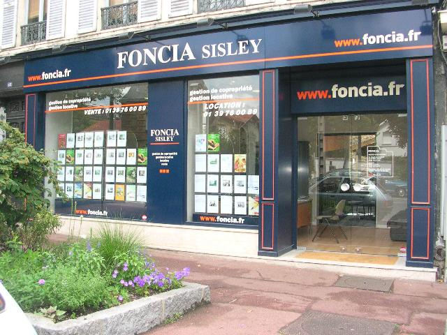 Agence immobilière FONCIA Transaction le Vésinet - FONCIA Transaction Yvelines