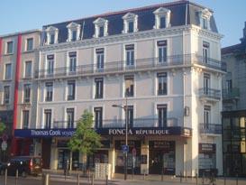 Agence immobilière FONCIA République - FONCIA Transaction Drôme