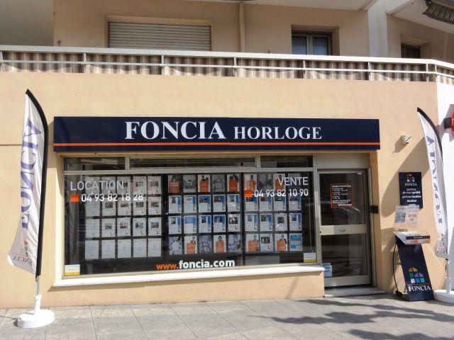 Agence immobilière FONCIA Transaction Nice Horloge - FONCIA Transaction Alpes-Maritimes