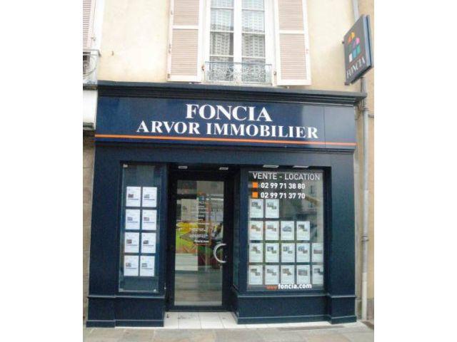 Agence immobilière FONCIA Transaction Redon - FONCIA Transaction Ille-et-Vilaine