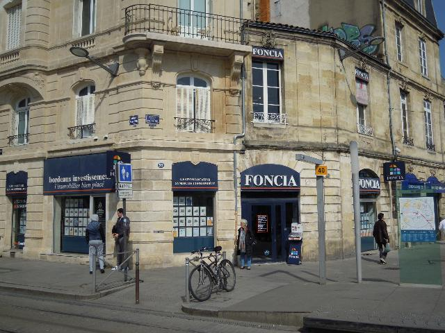 Agence immobili re bordeaux 33000 foncia tourny 29 30 for Agence immobiliere bordeaux centre location