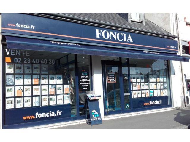 Agence immobilière FONCIA Transaction Saint-Jacques-De-La-Lande - FONCIA Transaction Ille-et-Vilaine