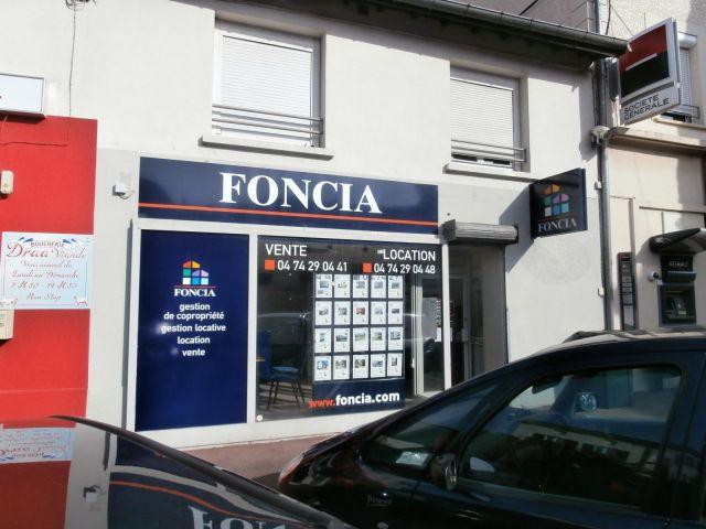Agence immobilière FONCIA Agence Centrale - FONCIA Transaction Isère