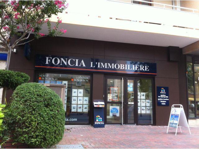 Agence immobilière FONCIA l'Immobilière - FONCIA Transaction Isère