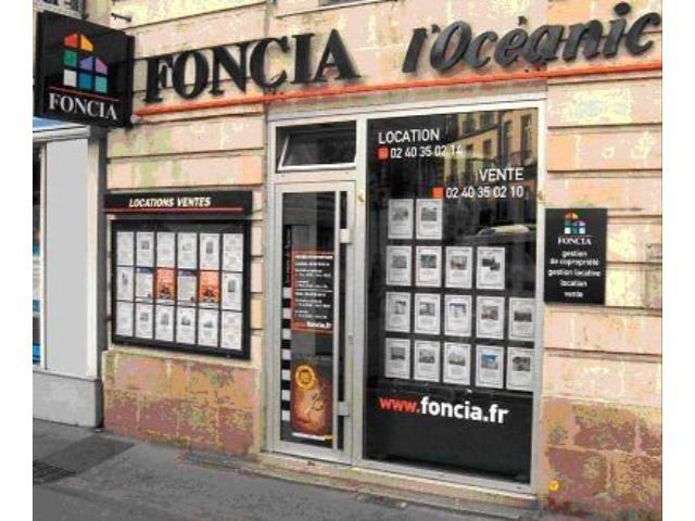 Agence immobilière FONCIA Nantes - FONCIA Transaction Loire-Atlantique