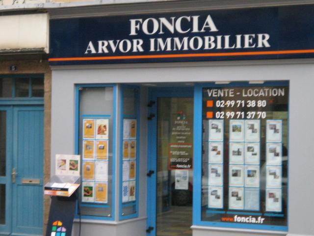Agence immobilière FONCIA Arvor Immobilier - FONCIA Transaction Ille-et-Vilaine