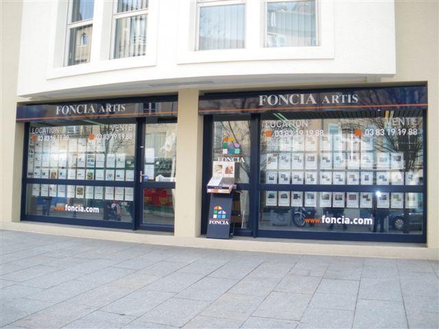 Agence immobilière FONCIA Transaction Nancy - FONCIA Transaction Meurthe-et-Moselle