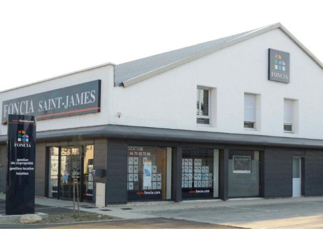 Agence immobilière FONCIA Saint-James - FONCIA Transaction Drôme