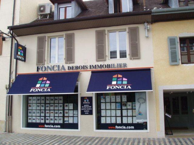 Agence immobilière FONCIA Debois Immobilier - FONCIA Transaction Ain