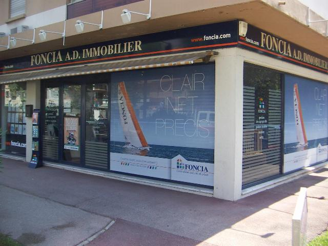 Agence immobilière FONCIA Ad Immobilier - FONCIA Transaction Alpes-Maritimes