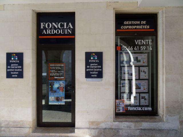 Agence immobilière FONCIA la Rochelle - FONCIA Transaction Charente-Maritime