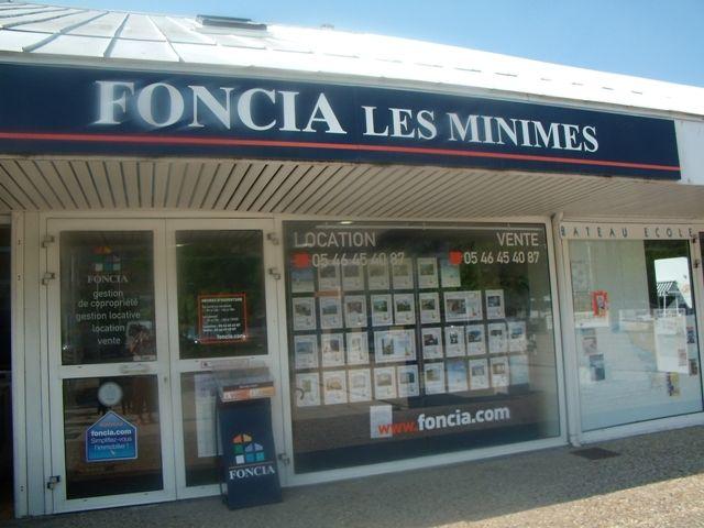 Agence immobilière FONCIA Les Minimes - FONCIA Transaction Charente-Maritime