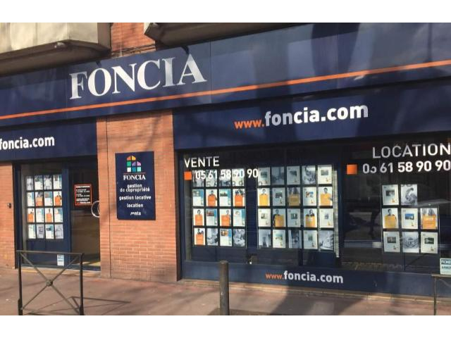 Agence immobilière FONCIA Transaction Toulouse Billières - FONCIA Transaction Haute-Garonne