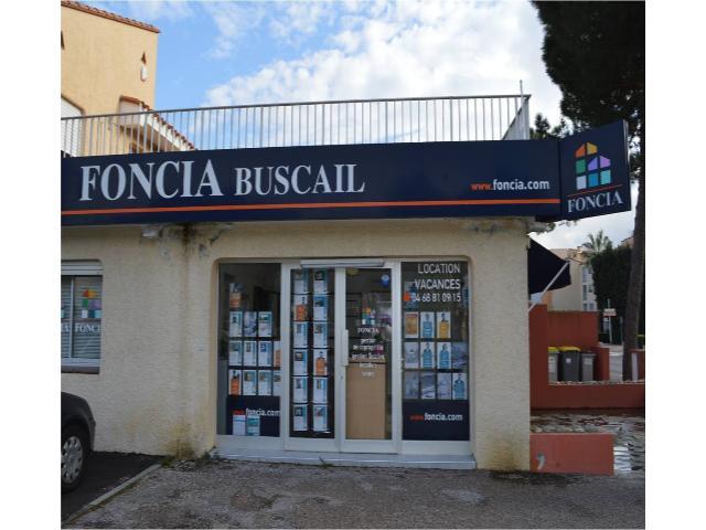 Agence immobilière FONCIA Buscail - FONCIA Transaction Pyrénées-Orientales