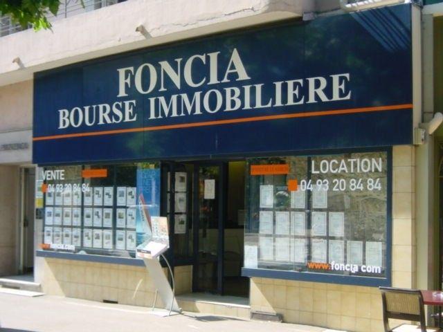 Agence immobilière FONCIA Bourse Immobilière - FONCIA Transaction Alpes-Maritimes