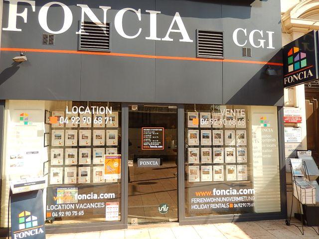 Agence immobilière FONCIA Cgi - FONCIA Transaction Alpes-Maritimes