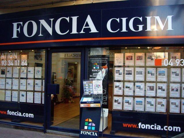Agence immobilière FONCIA Cigim - FONCIA Transaction Alpes-Maritimes
