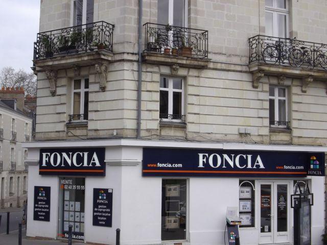 Agence immobilière FONCIA Transaction Nantes St Similien - FONCIA Transaction Loire-Atlantique