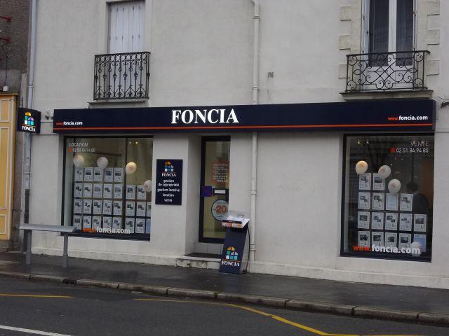 Agence immobilière FONCIA Transaction Nantes Dalby - FONCIA Transaction Loire-Atlantique
