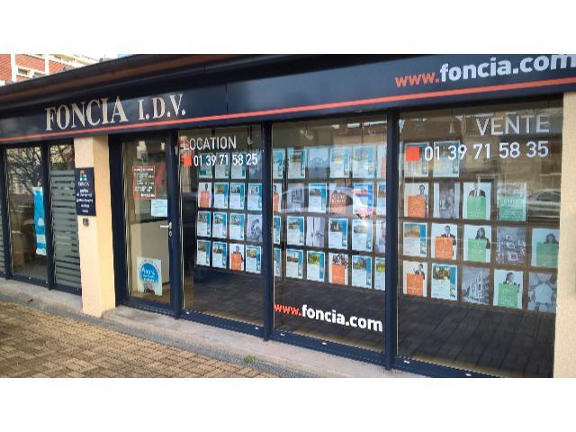 Agence immobilière FONCIA Idv - FONCIA Transaction Yvelines