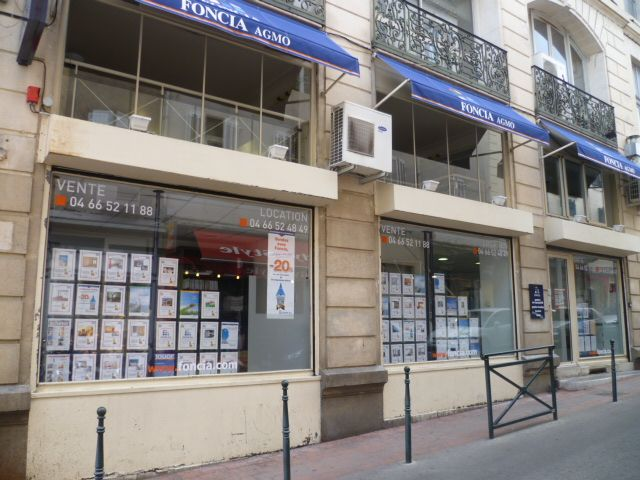 Agence immobili re al s 30100 foncia location 22 rue taisson - Agence immobiliere londres location ...