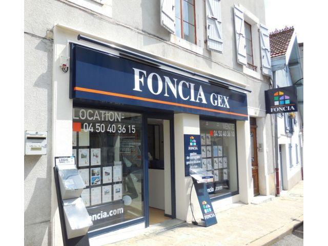 Agence immobilière FONCIA Gex - FONCIA Transaction Ain