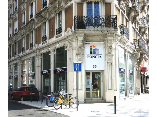 Agence immobilière FONCIA Transaction Grenoble Jaurès - FONCIA Transaction Isère
