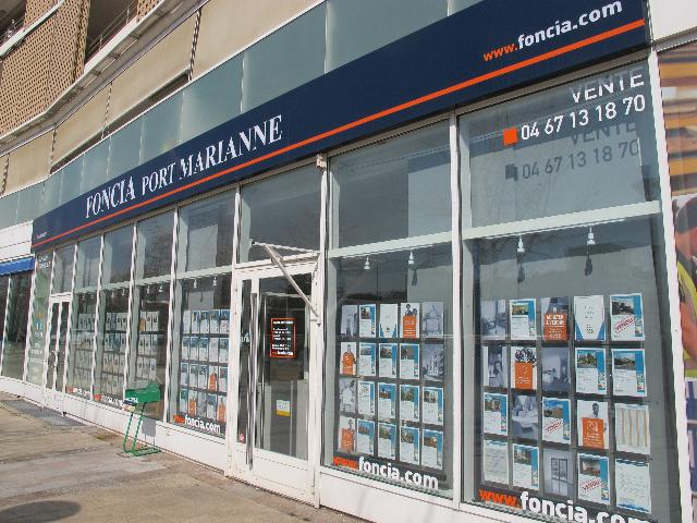 Agence immobilière FONCIA Transaction Montepellier Port Marianne - FONCIA Transaction Hérault