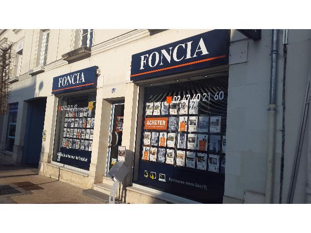 Agence immobilière FONCIA Transaction Tours Maginot - FONCIA Transaction Indre-et-Loire