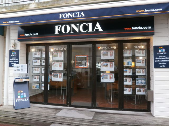Agence immobilière FONCIA Transaction la Baule Foch - FONCIA Transaction Loire-Atlantique