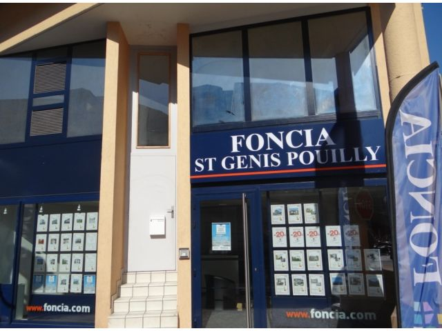 Agence immobilière FONCIA Transaction St Genis Pouilly - FONCIA Transaction Ain