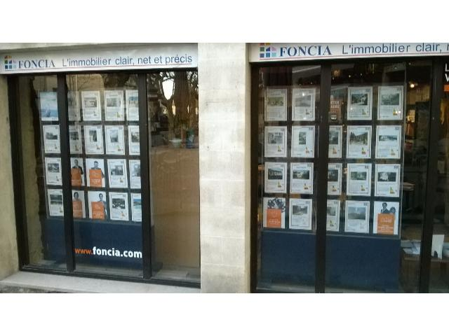 Agence immobilière FONCIA Albert 1er-Ollier - FONCIA Transaction Gard
