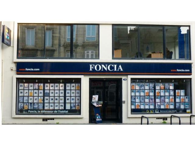 Agence immobilière FONCIA Transaction Bordeaux Chartrons - FONCIA Transaction Gironde