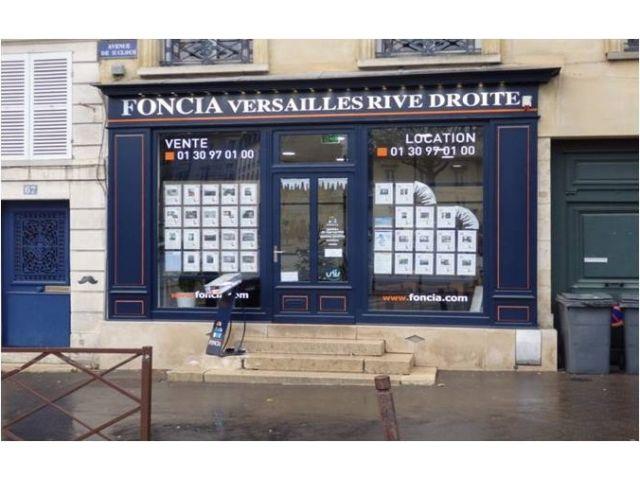 Agence immobilière FONCIA Transaction Versailles Rive Droite - FONCIA Transaction Yvelines