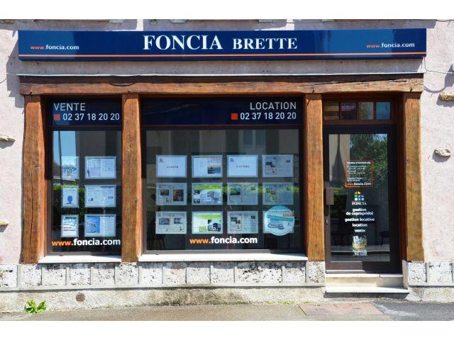 Agence immobili re pernon 28230 foncia brette epernon for Agence foncia