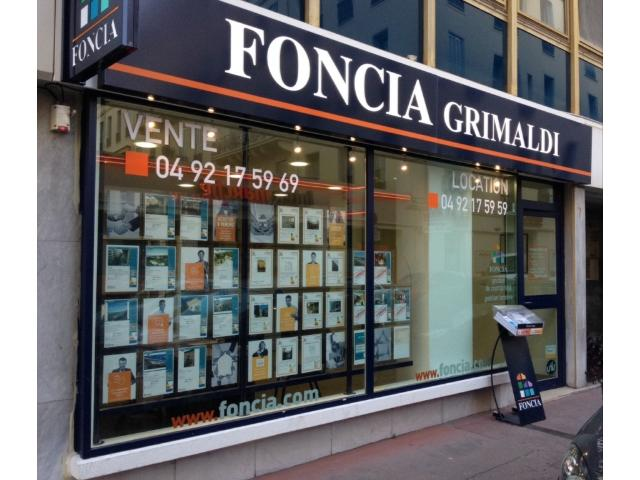Agence immobilière FONCIA Massena - FONCIA Transaction Alpes-Maritimes