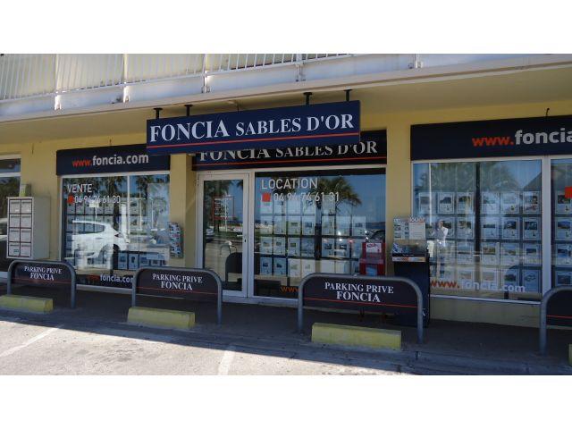Agence immobilière FONCIA Sables d'Or - Cap Vert  - FONCIA Transaction Var